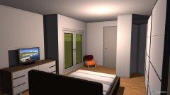 Raumgestaltung BO-Wat in der Kategorie Schlafzimmer