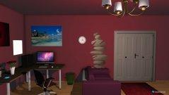Raumgestaltung bobi szoba in der Kategorie Schlafzimmer