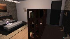 Raumgestaltung Bojdovi Bedroom in der Kategorie Schlafzimmer