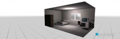 Raumgestaltung BOOMROOM in der Kategorie Schlafzimmer