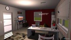 Raumgestaltung Boy bedroom in der Kategorie Schlafzimmer