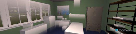 Raumgestaltung boys room in der Kategorie Schlafzimmer