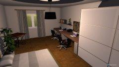 Raumgestaltung Bretzenheim Schlafzimmer #1 in der Kategorie Schlafzimmer