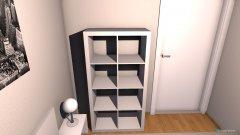 Raumgestaltung Brigi háló in der Kategorie Schlafzimmer