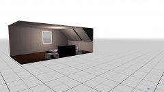 Raumgestaltung Brittas Zimmer in der Kategorie Schlafzimmer