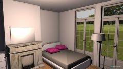 Raumgestaltung Brüssel1 in der Kategorie Schlafzimmer