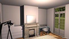 Raumgestaltung Brüssel2 in der Kategorie Schlafzimmer