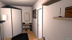 Raumgestaltung Bubuhöhle in der Kategorie Schlafzimmer