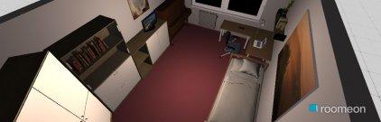 Raumgestaltung bum in der Kategorie Schlafzimmer