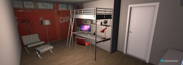 Raumgestaltung Cabine1 Boys Room in der Kategorie Schlafzimmer