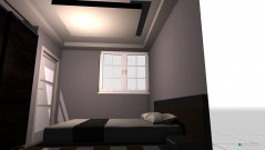 Raumgestaltung cama1 in der Kategorie Schlafzimmer