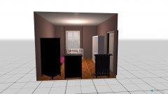 Raumgestaltung camera bubina in der Kategorie Schlafzimmer