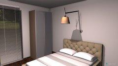 Raumgestaltung Camera Caritatis in der Kategorie Schlafzimmer