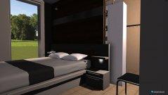 Raumgestaltung camera da letto pj1 in der Kategorie Schlafzimmer
