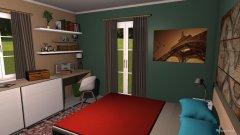 Raumgestaltung camera da letto in der Kategorie Schlafzimmer