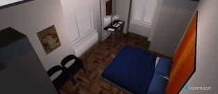 Raumgestaltung camera sant'anastasio in der Kategorie Schlafzimmer