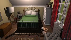Raumgestaltung Camera Teodora  in der Kategorie Schlafzimmer