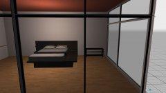 Raumgestaltung Camera Vetrata in der Kategorie Schlafzimmer