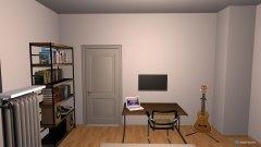 Raumgestaltung Camille neues Zimmer in der Kategorie Schlafzimmer
