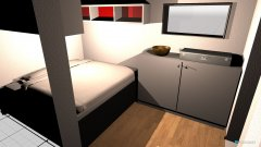 Raumgestaltung CAMPER in der Kategorie Schlafzimmer