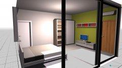 Raumgestaltung Captain (1) in der Kategorie Schlafzimmer