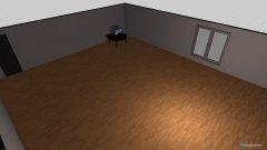 Raumgestaltung Carlos in der Kategorie Schlafzimmer