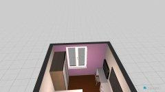 Raumgestaltung Caroline Variante 2 in der Kategorie Schlafzimmer