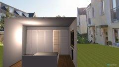 Raumgestaltung casa oberdan in der Kategorie Schlafzimmer