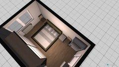 Raumgestaltung CC Pennen in der Kategorie Schlafzimmer