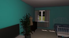Raumgestaltung Celine Zimmer 2 in der Kategorie Schlafzimmer
