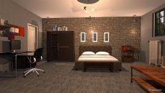 Raumgestaltung Chambre des Maitres in der Kategorie Schlafzimmer