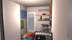 Raumgestaltung Chambre Enfant Confidence in der Kategorie Schlafzimmer