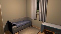 Raumgestaltung chambre enfant in der Kategorie Schlafzimmer