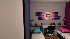 Raumgestaltung Chambre_Enfants in der Kategorie Schlafzimmer