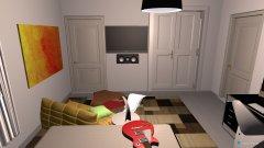 Raumgestaltung Chase's Room in der Kategorie Schlafzimmer