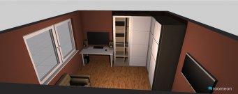 Raumgestaltung chata2 in der Kategorie Schlafzimmer