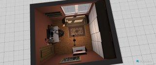 Raumgestaltung chata in der Kategorie Schlafzimmer
