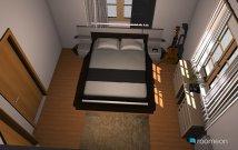 Raumgestaltung Chris und Bettys Haus in der Kategorie Schlafzimmer