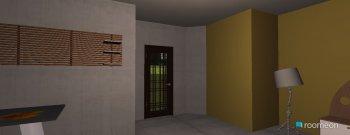 Raumgestaltung Christian's  apartment in der Kategorie Schlafzimmer