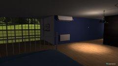 Raumgestaltung classic bedroom in der Kategorie Schlafzimmer