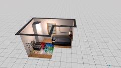 Raumgestaltung coin montagne in der Kategorie Schlafzimmer