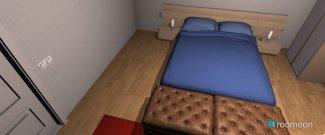 Raumgestaltung College Dorm Room by Anwar in der Kategorie Schlafzimmer