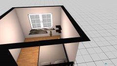 Raumgestaltung Computer Room in der Kategorie Schlafzimmer