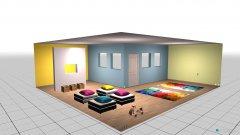 Raumgestaltung Crea Lab 1 in der Kategorie Schlafzimmer