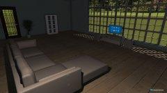 Raumgestaltung crimson shade in der Kategorie Schlafzimmer