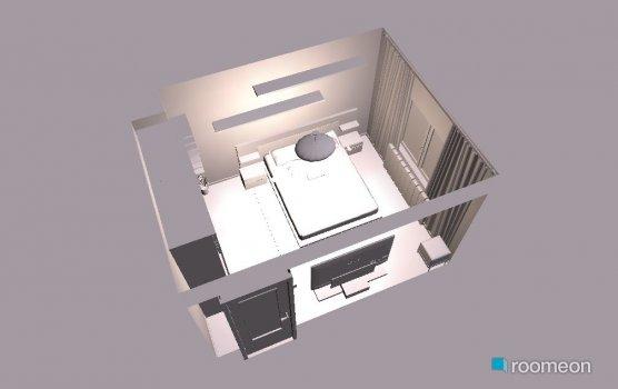 Raumgestaltung CRISTI in der Kategorie Schlafzimmer