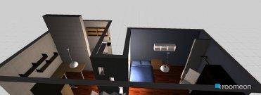 Raumgestaltung cuarto 2 in der Kategorie Schlafzimmer