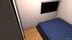 Raumgestaltung CUARTO ALVARO in der Kategorie Schlafzimmer