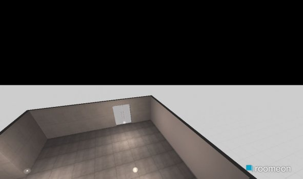 Raumgestaltung cuarto, baño y vestidor in der Kategorie Schlafzimmer