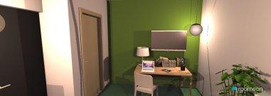 Raumgestaltung cuarto lola in der Kategorie Schlafzimmer